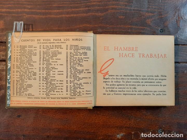 Libros antiguos: CUENTOS DE VIGIL PARA LOS NIÑOS - CONSTANCIO C. VIGIL - NO CONSTA AÑO, BUENOS AIRES - Foto 7 - 231921485