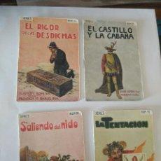 Libros antiguos: LOTE 4 CUENTOS COLECCION INFANTIL RAMON SOPENA EDITOR - ORIGINALES ANTIGUOS. Lote 232878135