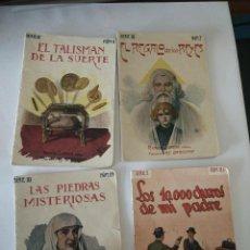 Libros antiguos: LOTE 4 CUENTOS COLECCION INFANTIL RAMON SOPENA EDITOR - ORIGINALES ANTIGUOS. Lote 232878285