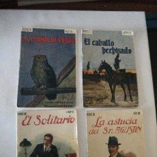 Libros antiguos: LOTE 4 CUENTOS COLECCION INFANTIL RAMON SOPENA EDITOR - ORIGINALES ANTIGUOS. Lote 232878350