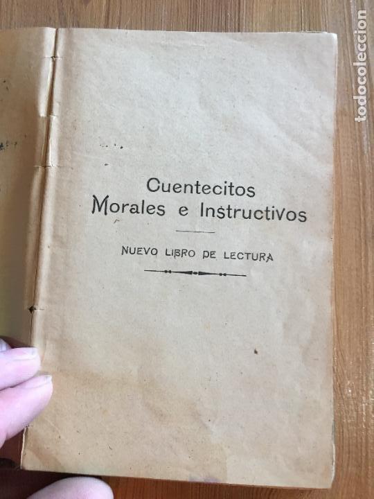 Libros antiguos: Antiguo libro cuentecitos morales e instructivos por Cristóbal Schmid por J. Arroyo y Almela año1905 - Foto 3 - 233044280