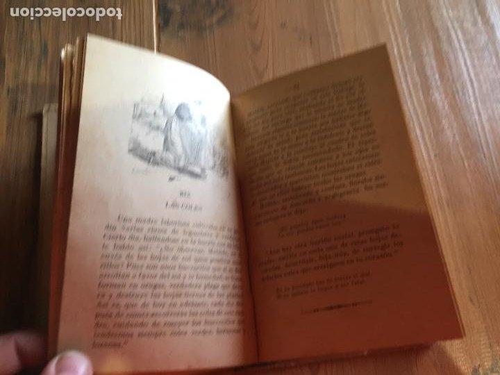 Libros antiguos: Antiguo libro cuentecitos morales e instructivos por Cristóbal Schmid por J. Arroyo y Almela año1905 - Foto 6 - 233044280