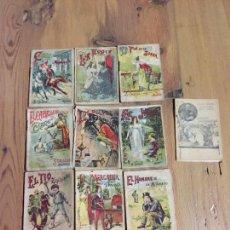 Libros antiguos: ANTIGUOS 10 C LIBROS / LIBRITOS CUENTOS INFANTILES DE P CALLEJA AÑOS 20-30 VARIOS NUMEROS. Lote 233461560