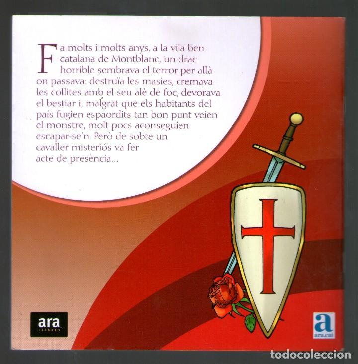 Libros antiguos: La Llegenda de Sant Jordi - ARA Llibres - Foto 2 - 234134770