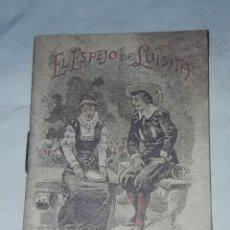 Libros antiguos: ANTIGUO CUENTO MORAL DE CALLEJA EL ESPEJO DE LUISITA. Lote 234145545