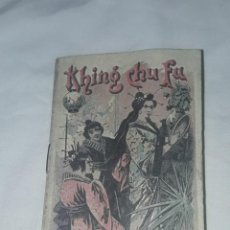 Libros antiguos: ANTIGUO CUENTO MORAL DE CALLEJA KHING CHU FU 1901. Lote 234145970