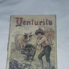 Livros antigos: ANTIGUO CUENTO MORAL DE CALLEJA VENTURITA. Lote 234146155