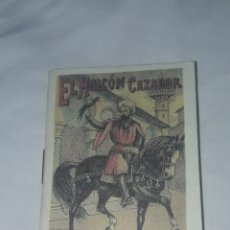 Livros antigos: ANTIGUO CUENTO MORAL DE CALLEJA EL HALCÓN CAZADOR 1901. Lote 234146555