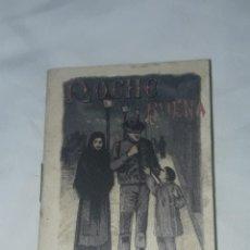 Livros antigos: ANTIGUO CUENTO MORAL DE CALLEJA NOCHE BUENA. Lote 234146560