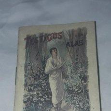 Libros antiguos: ANTIGUO CUENTO MORAL DE CALLEJA TESTIGOS CON ALAS. Lote 234146650