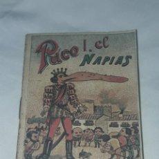 Livros antigos: ANTIGUO CUENTO MORAL DE CALLEJA PACO I EL NAPIAS 1901. Lote 234146670