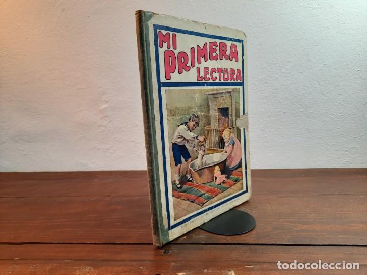 MI PRIMERA LECTURA: NARRACIONES INFANTILES - BIBLIOTECA PARA NIÑOS - RAMON SOPENA EDITOR, 1917, BCN (Libros Antiguos, Raros y Curiosos - Literatura Infantil y Juvenil - Cuentos)