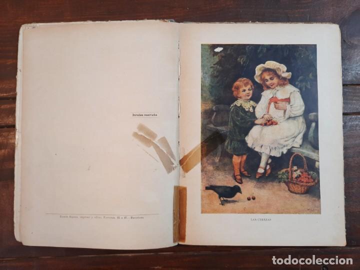 Libros antiguos: MI PRIMERA LECTURA: NARRACIONES INFANTILES - BIBLIOTECA PARA NIÑOS - RAMON SOPENA EDITOR, 1917, BCN - Foto 5 - 234768055