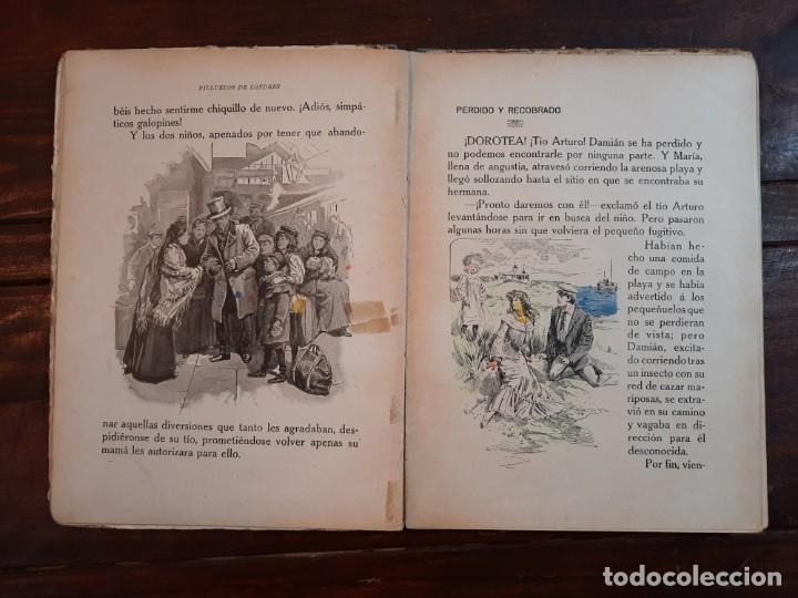 Libros antiguos: MI PRIMERA LECTURA: NARRACIONES INFANTILES - BIBLIOTECA PARA NIÑOS - RAMON SOPENA EDITOR, 1917, BCN - Foto 7 - 234768055