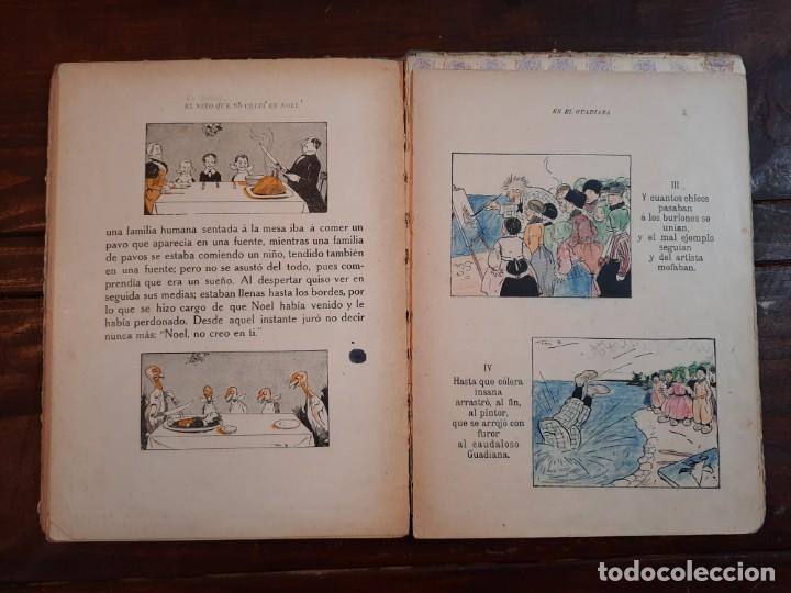 Libros antiguos: MI PRIMERA LECTURA: NARRACIONES INFANTILES - BIBLIOTECA PARA NIÑOS - RAMON SOPENA EDITOR, 1917, BCN - Foto 8 - 234768055