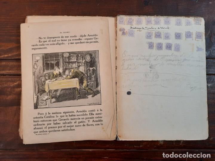 Libros antiguos: MI PRIMERA LECTURA: NARRACIONES INFANTILES - BIBLIOTECA PARA NIÑOS - RAMON SOPENA EDITOR, 1917, BCN - Foto 9 - 234768055