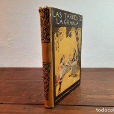 Libros antiguos: LAS TARDES DE LA GRANJA - DUCRAY-DUMINIL - EDITORIAL SATURNINO CALLEJA, NO CONSTA AÑO, MADRID. Lote 234769365