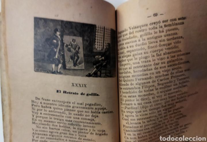 Libros antiguos: Fábulas Literarias de IRIARTE Ed.Saturnino Calleja 1901 - Foto 4 - 234997635