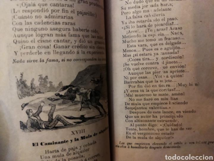 Libros antiguos: Fábulas Literarias de IRIARTE Ed.Saturnino Calleja 1901 - Foto 5 - 234997635