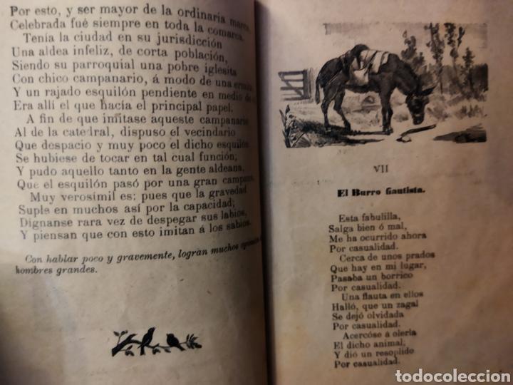 Libros antiguos: Fábulas Literarias de IRIARTE Ed.Saturnino Calleja 1901 - Foto 6 - 234997635