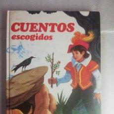 Libros antiguos: CUENTOS ESCOGIDOS. VOLUMEN VI. SUSAETA. Lote 235815230