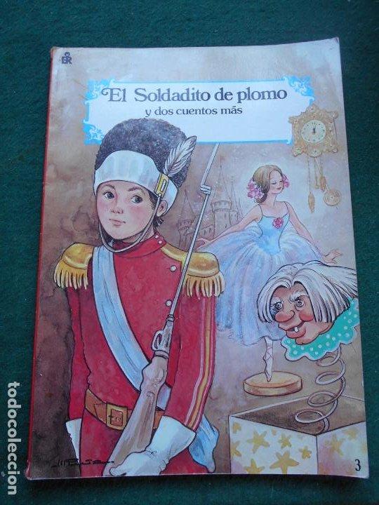 CUENTO EL SOLDADITO DE PLOMO CARNAVAL DE CUENTOS EDITORIAL ROMA 1988 (Libros Antiguos, Raros y Curiosos - Literatura Infantil y Juvenil - Cuentos)