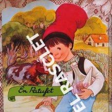 Libros antiguos: ANTIGÜO CUENTO INFANTIL - TROQUELADO - EN PATUFET - EDITADO EN CATALAN. Lote 239653175