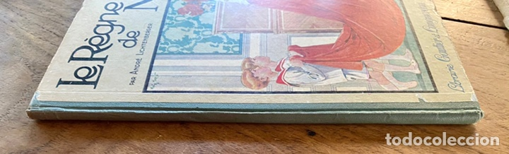 Libros antiguos: Le règne de Nane par André Lichtenberger/ 1926 - Foto 3 - 239959710