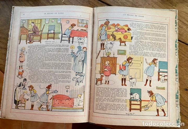 Libros antiguos: Le règne de Nane par André Lichtenberger/ 1926 - Foto 10 - 239959710