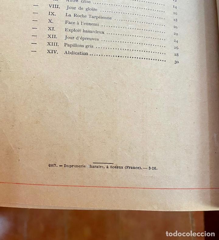 Libros antiguos: Le règne de Nane par André Lichtenberger/ 1926 - Foto 11 - 239959710
