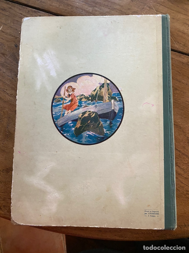 Libros antiguos: Le règne de Nane par André Lichtenberger/ 1926 - Foto 13 - 239959710