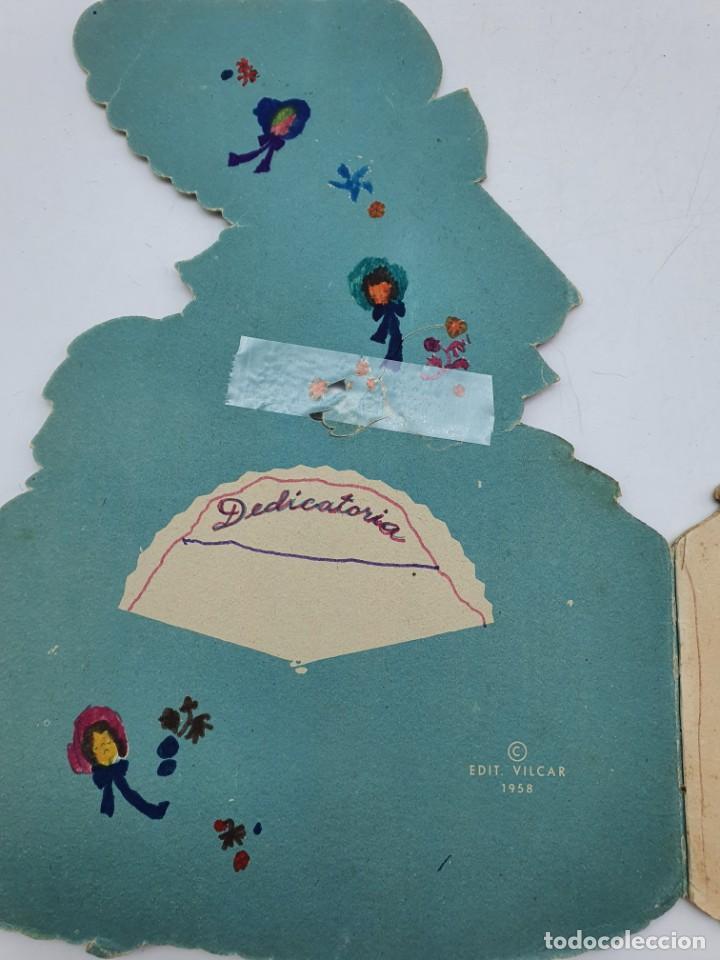 Libros antiguos: CUENTO EL ABANICO DE LA VERDAD ( ED. VILCAR, 1958 ) 3º EDICIÓN ( VER FOTOS ) - Foto 5 - 241698105
