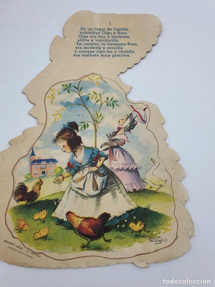 Libros antiguos: CUENTO EL ABANICO DE LA VERDAD ( ED. VILCAR, 1958 ) 3º EDICIÓN ( VER FOTOS ) - Foto 6 - 241698105