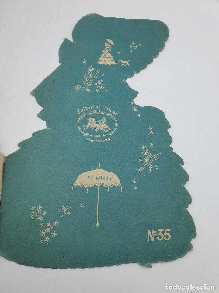 Libros antiguos: CUENTO EL ABANICO DE LA VERDAD ( ED. VILCAR, 1958 ) 3º EDICIÓN ( VER FOTOS ) - Foto 8 - 241698105