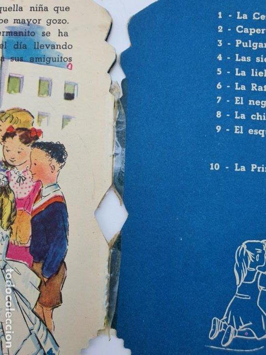 Libros antiguos: CUENTO LA PRIMERA COMUNIÓN DE JULITA ( DURVE ) 1959 ( VER FOTOS ) - Foto 5 - 241699675