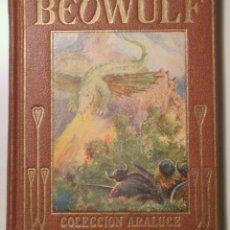 Libros antiguos: BEOWULF - BARCELONA 1933 - ILUSTRADO. Lote 241899795