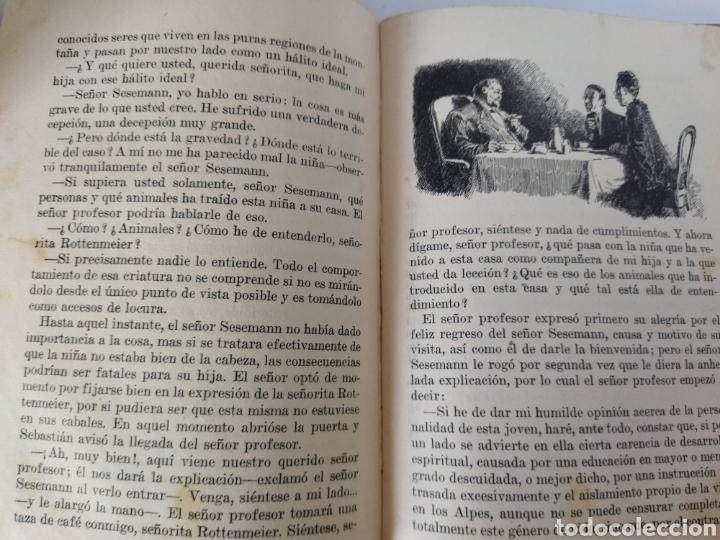Libros antiguos: Heidi .Juana Spyri .2 edición 1931.Editorial Juventud - Foto 9 - 243605550