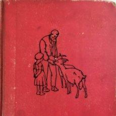 Libros antiguos: HEIDI .JUANA SPYRI .2 EDICIÓN 1931.EDITORIAL JUVENTUD. Lote 243605550