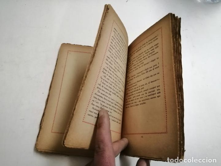 Libros antiguos: Contes dAndersen. Joan Cristiá Andersen. 1918 Barcelona. Ed.: Catalana. Joan dAlbaflor - Foto 5 - 244490475
