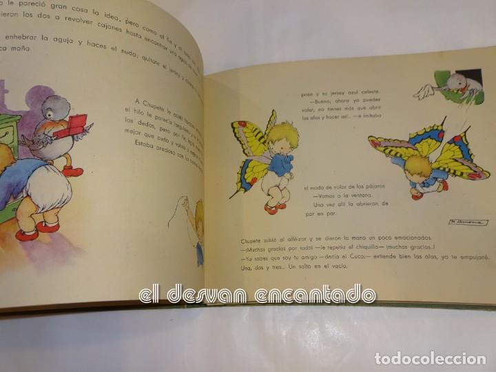 Libros antiguos: CHUPETE. Mercedes Llimona. Ediciones CHICOS. S/f. - Foto 3 - 245087410