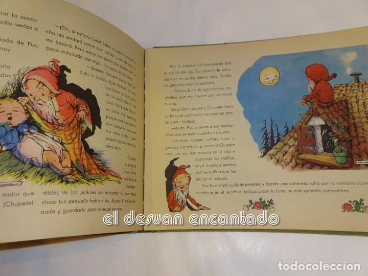 Libros antiguos: CHUPETE. Mercedes Llimona. Ediciones CHICOS. S/f. - Foto 5 - 245087410