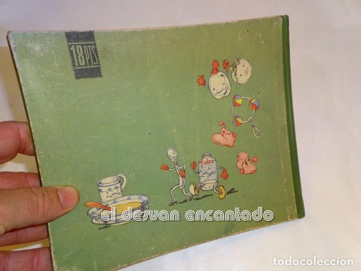 Libros antiguos: CHUPETE. Mercedes Llimona. Ediciones CHICOS. S/f. - Foto 6 - 245087410