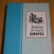 Libros antiguos: JOYAS DEL CUENTO EUROPEO. SELECCIONES DEL READERS DIGEST.. Lote 245426160