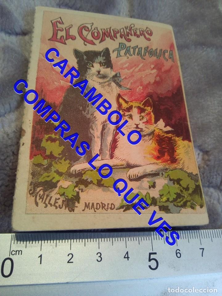 EL COMPAÑERO PATAFOLICA CALLEJA ANTIGUO DE EPOCA U31 (Libros Antiguos, Raros y Curiosos - Literatura Infantil y Juvenil - Cuentos)
