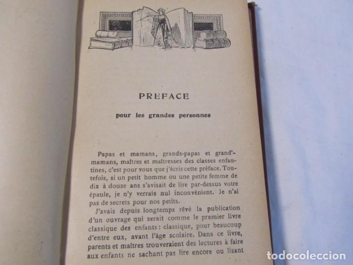 Libros antiguos: Contes (cuentos), Maurice Bouchor 1918, en francés - Foto 8 - 245979365