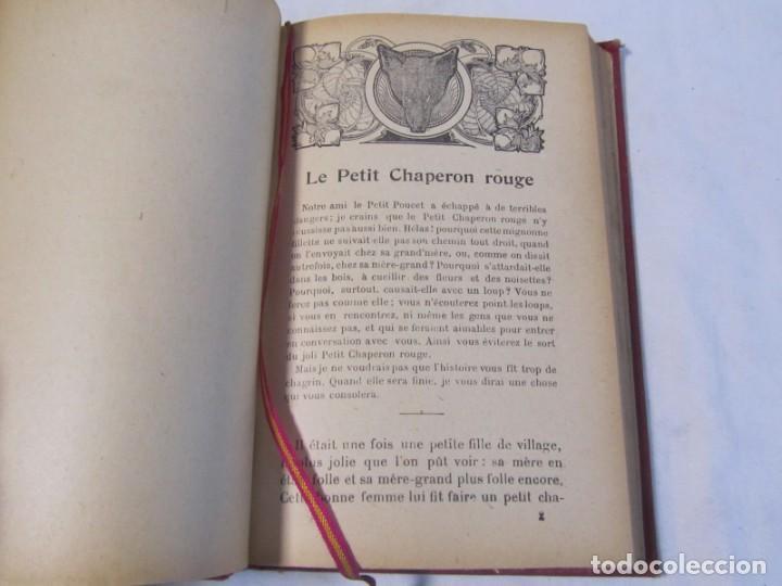 Libros antiguos: Contes (cuentos), Maurice Bouchor 1918, en francés - Foto 10 - 245979365