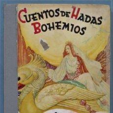 Libros antiguos: 1944.- CUENTAS DE HADAS BOHEMIOS. MOLINO. Lote 246327980