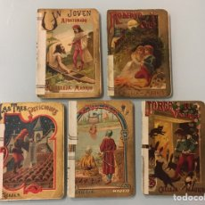 Libros antiguos: 5 CUENTOS BONITOS ,CALLEJA ORIGINALES.. Lote 246485310