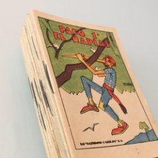 Libros antiguos: 18 CUENTOS DE JOYAS PARA NIÑOS CALLEJA,1915,ORIGINALES. Lote 246485740