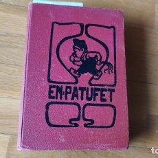 Libros antiguos: PATUFET TOM 1937 ORIGINAL BON ESTAT. Lote 247327185